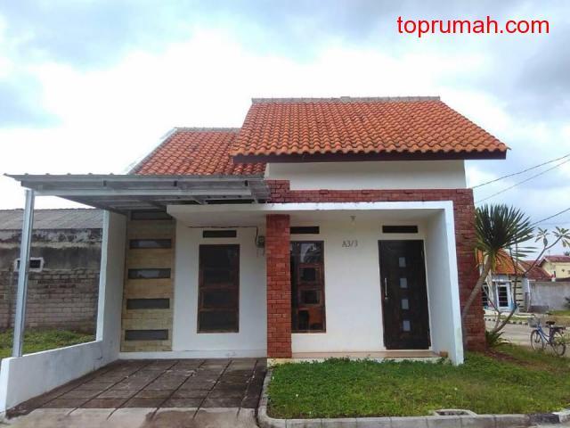 Rumah di Lamapung Tengah Tanpa DP Lokasi Strategis