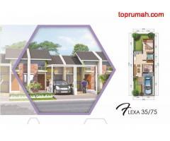 Over Kredit DP Rumah di Segara City Harapan Indah Bekasi Utara