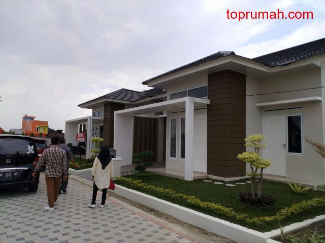 Rumah Cluster Mewah Pekanbaru Kota Toprumah Com Jual Beli Rumah