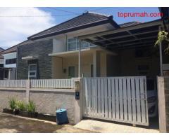 Rumah minimalis di jalan bali cliff ungasan kuta selatan Badung Bali
