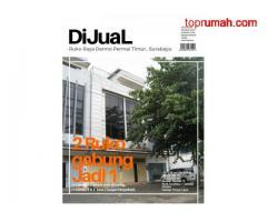 Ruko Raya Darmo Permai Timur, Surabaya - Strategis, Parkir Luas.