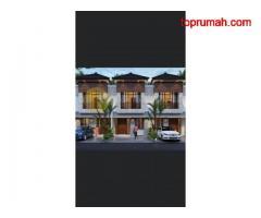 Rumah Baru Nuansa Bali Tanpa DP