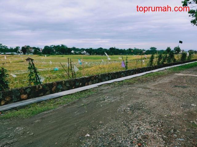 Tanah 1500m² Strategis Dibangun Vila Karangpandan Karanganyar