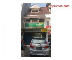 Ruko Eks Bank Mandiri Syariah di Kebayoran Baru Jakarta Selatan