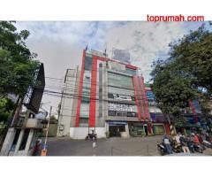 Gedung Toko Sangat Strategis di Jalan Diponegoro Pusat Kota Bandung