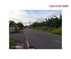 Dijual sebidang Tanah di Jalan Padat Karya Kota Bengkulu