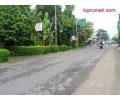 Tanah Cocok Untuk Segala Usaha, Ramai dan Berkembang Di Jalan Raya Kasihan Bantul Yogyakarta