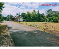 Tanah Idaman Super Datar di Desa Wisata Mojogedang Karanganyar