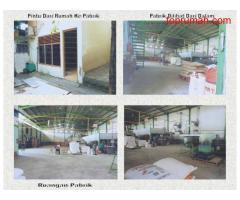 Pabrik Wafer dan Snack Masih Aktif di daerah Jenggolo Sidoarjo