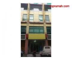 Jual Ruko Golden Palace 4 Lantai di Jalan HR Muhammad Kota Surabaya
