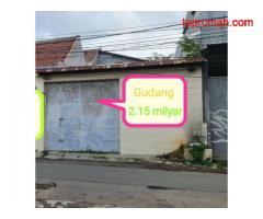 Dijual Gudang dan Tanah Daerah Tuparev Cirebon