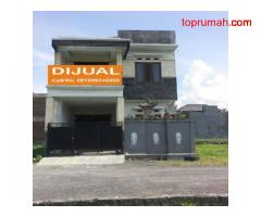 Rumah 2 Lantai Type 184/103 Pulau Moyo Denpasar selatan