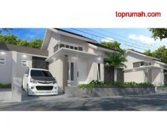 Dijual Rumah Siap Bangun Baru Murah Tanah Luas di Sleman Yogyakarta