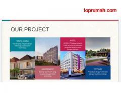 Apartemen Mewah Selangkah Dari Exit Tol Malang-Surabaya
