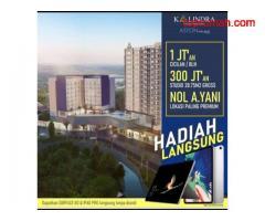 Apartemen Kota Malang Mulai 395 Jutaan