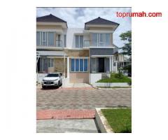 Townhouse Nuansa Villa Dekat Kampus Binus Kota Malang