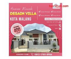 Rumah Dijual Murah di Joyo Agung dekat Kampus Brawijaya Malang