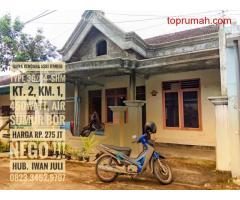 Dijual Rumah Siap Huni Harga Ekonomis