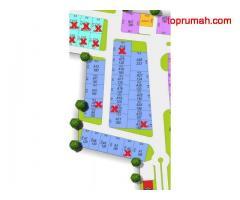 Perumahan green batik mension mijen