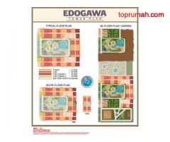 Dijual Apartemen : Invest Apartemen PIK 2!!! Dapatkan Segera Tower Edogawa