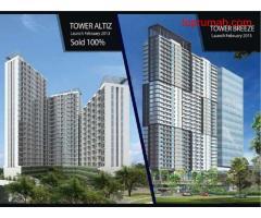 Dijual apartemen : tempat strategis di daerah bintaro