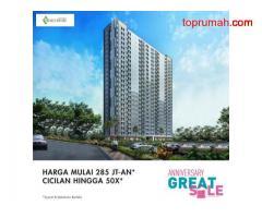 Dijual Apartemen Emerald Bintaro Jaya lokasi terbaik di Tangerang Selatan