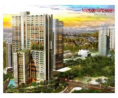 Dijual Apartemen Idaman Alam sutra Silk Town | Akses Tol Jakarta