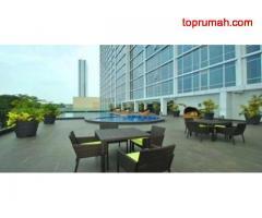 Sewa Apartemen U-Residence, Menyatu dg Supermall Karawaci & 3 Menit Jalan ke UPH