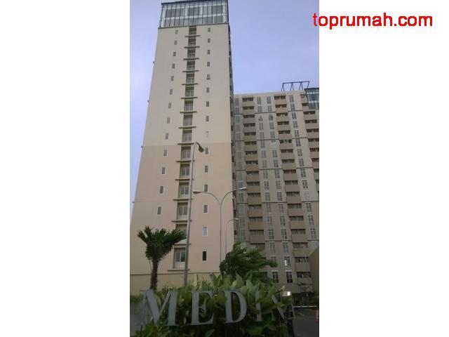 Sewa Apartemen Medina Islamic, Karawaci, 3 mnt Jln Kaki ke Univ. Gunadarma