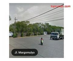 Jual Tanah Raya Margomulyo Surabaya kota. Siapa bantu cari lahan yang di Surabaya Gresik Sidoarjo ma