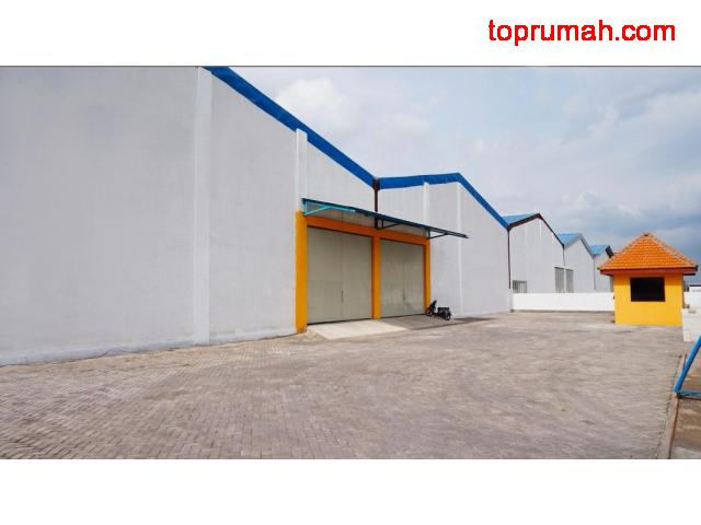 Disewakan gudang di Surabaya, lokasi strategis