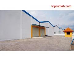 Jual gudang murah di Surabaya, gudang di lokasi yang strategis