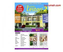 Cluster Lestari 2 pamulang Di Jual Rumah Daerah Tanggerang Selatan