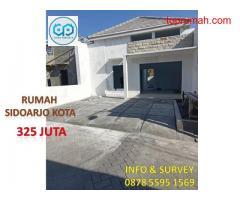 Rumah Sidoarjo Dijual Sidokare Indah Sidoarjo Kota, 087855951569