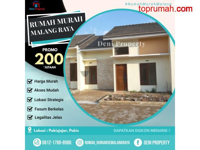 Rumah Mewah Griya Tama Program Twp dekat Exit Tol Pakis