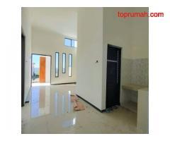 Rumah Mewah di Andara Pinggir Jalan dekat UMM Kota Batu