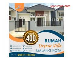 Rumah Mewah dekat Kampus UB di Grand Ragali Kota Malang