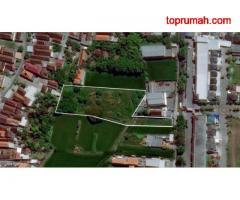 Dijual/Disewa Tanah !!! di Jl. Raya Sarirogo, Sidoarjo