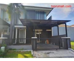Jual Rumah Florence Strategis Minimalis di Pakuwon City Surabaya