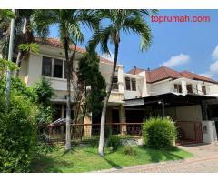 Jual Rumah Mewah 2 Lantai di Pakuwon Indah Lidah Wetan