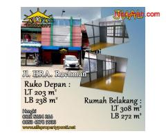 Ruko Hra. Rachman, Pontianak, Kalimantan Barat