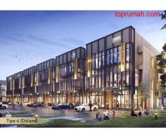 Tabespots Shophouses, Business Area In BSD City