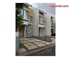 Rumah Baru bebas banjir Dijakarta Timur