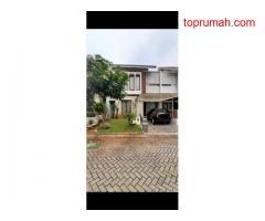 Dijual Rumah Semi Furnished di Discovery Conserva, Bintaro Jaya PR1798