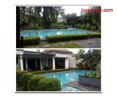 Rumah Second Swiming poll Jati Padang Pasar Minggu Jakarta Selatan
