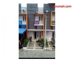 Rumah Siap Huni Tipe 80 (2 lantai) Rp 350.000.000,- DIJAMIN AMAN DAN NYAMAN