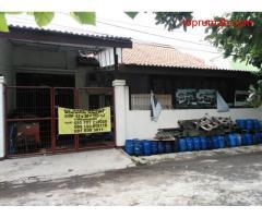 Dijual gudang daerah Medokan hanya 3,5 M
