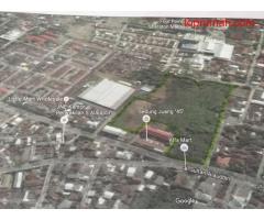 Tanah strategis 4,4 hektar Makassar