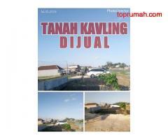 TANAH KAVLING DIJUAL jl.Taman pancing,Pemogan,Denpasar selatan