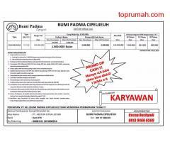 Rumah murah bersubsidi dengan lokasi strategis dikawasan Bandung Selatan